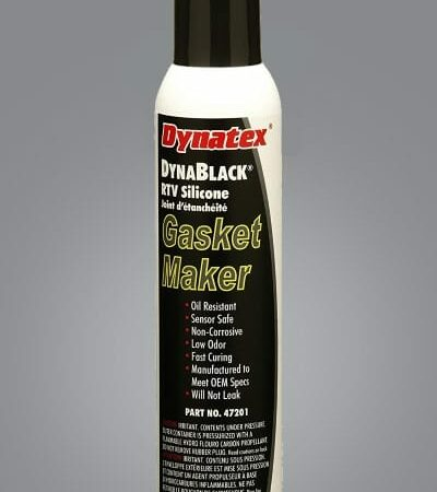 DYN 47201 – DynaBlack RTV Silicone Gasket Maker AC – Photo